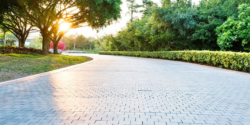 paving and landscaping contractors for public parks in Wisconsin